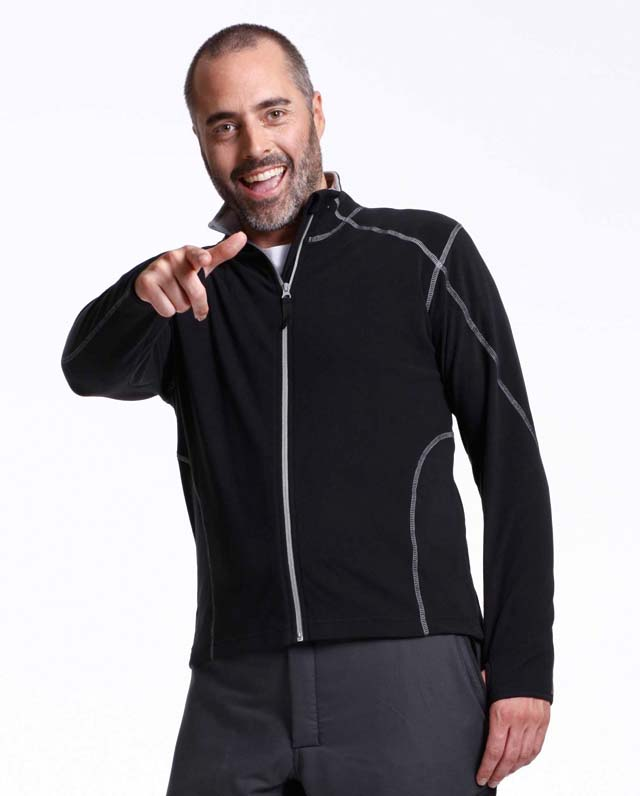 KOX Fleece-Jacke super soft Bild 2
