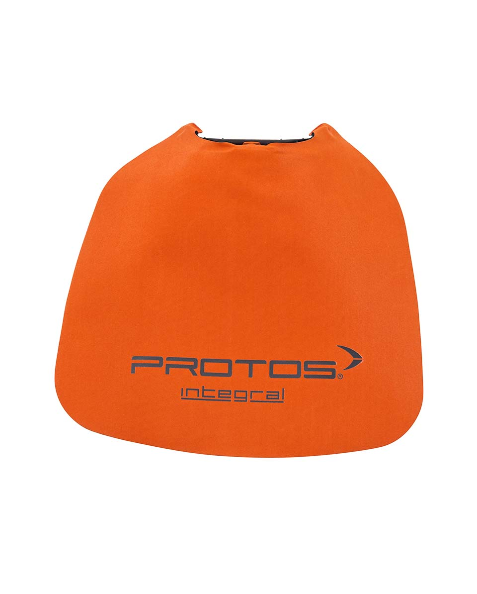 Nackenschutz Protos Integral Orange