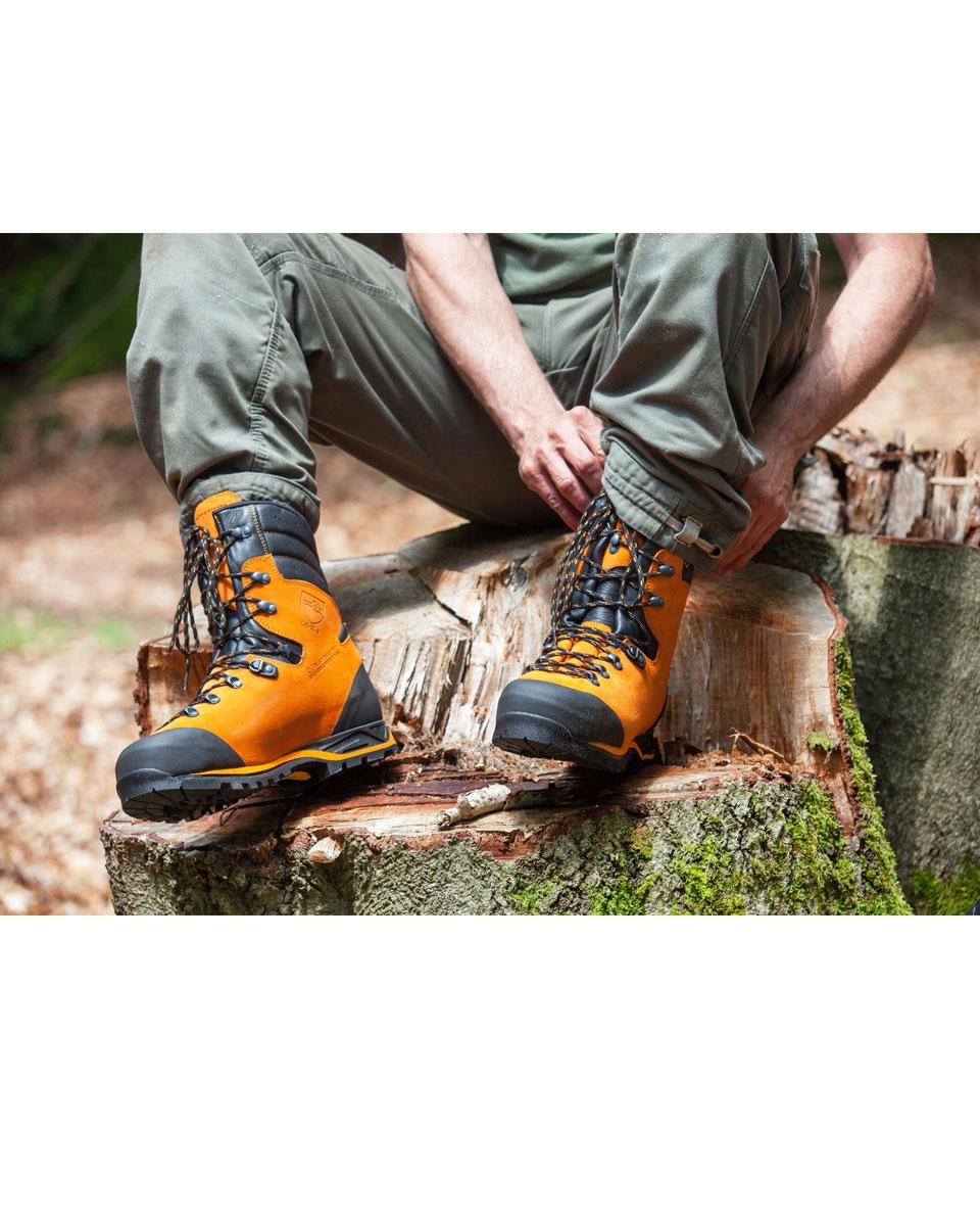 Haix Schnittschutzstiefel Protector Forest Bild 5