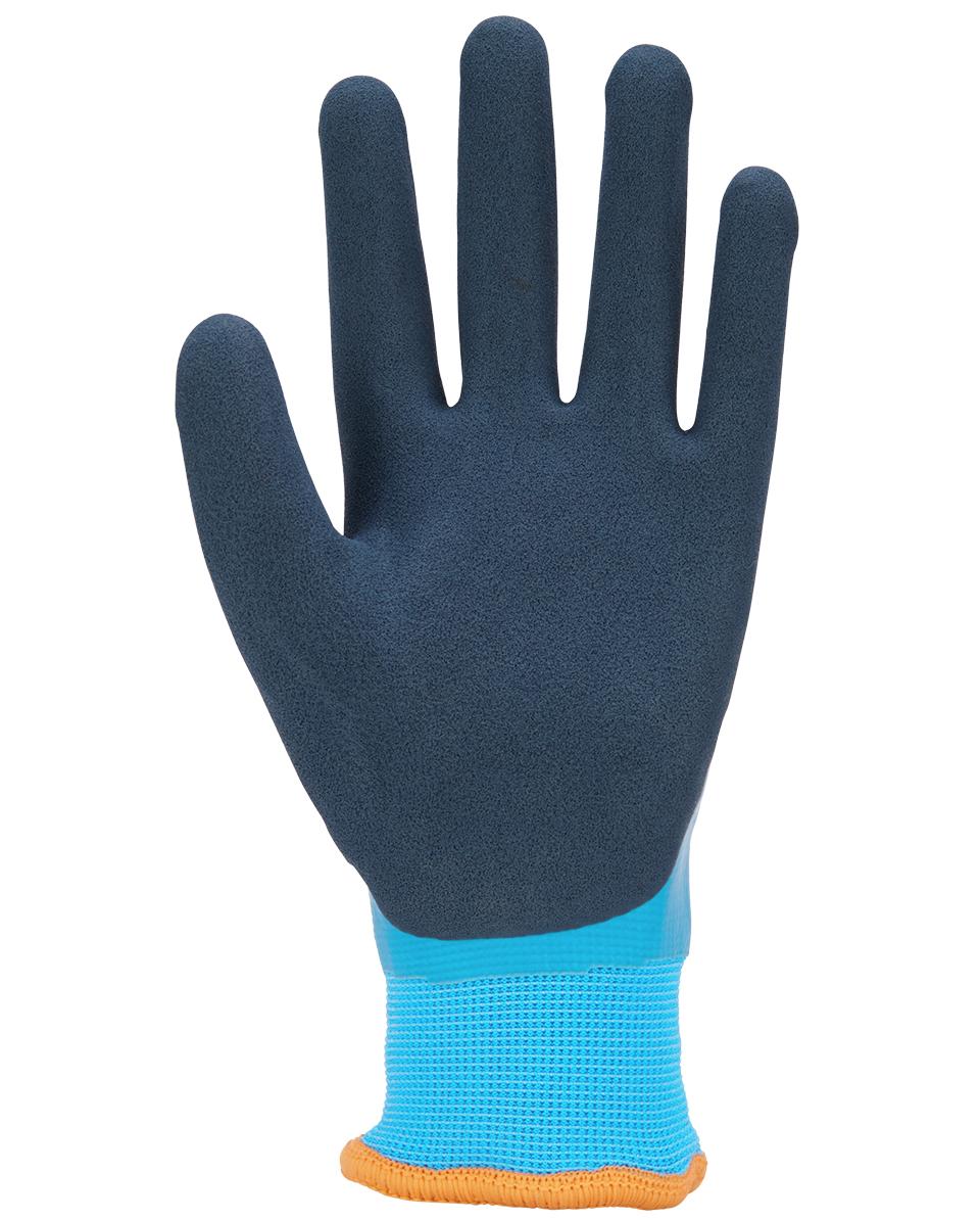 Texxor topline Nylon-Handschuh Latex Bild 3