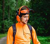 G500 Gehör- und Gesichtsschutz-Set, für Freischneidearbeiten, XX74107