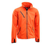 JOBMAN Softshell-Jacke 1201 Orange