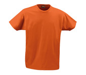 JOBMAN T-Shirt 5264 Orange