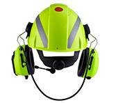 HiVis Funk-Kopfschutz-Kombination 3M WS ProTac XP Forestry Bild 4
