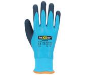 Texxor topline Nylon-Handschuh Latex Bild 2