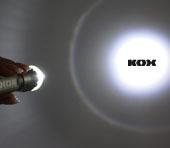 KOX Taschenlampe Bild 2