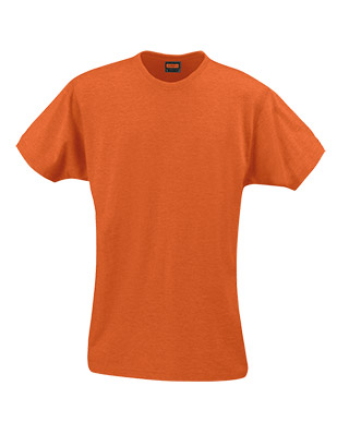JOBMAN T-Shirt 5265 Damen Orange